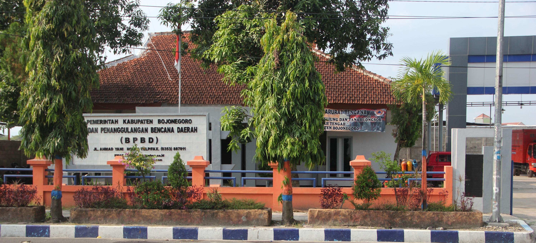 Selamat datang di situs website <BR>Badan Penanggulangan Bencana Daerah (BPBD) Kabupaten Bojonegoro